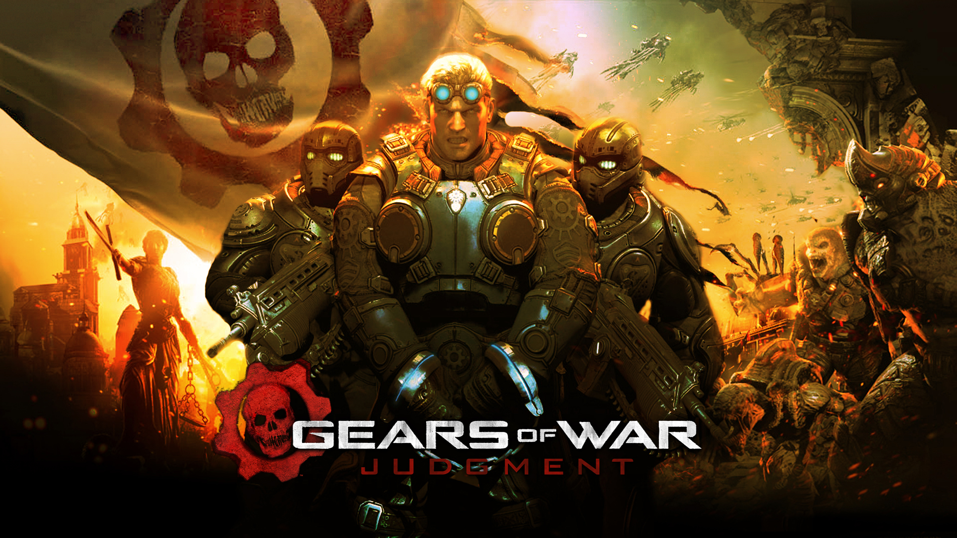 réservation Gears Of War Judgment