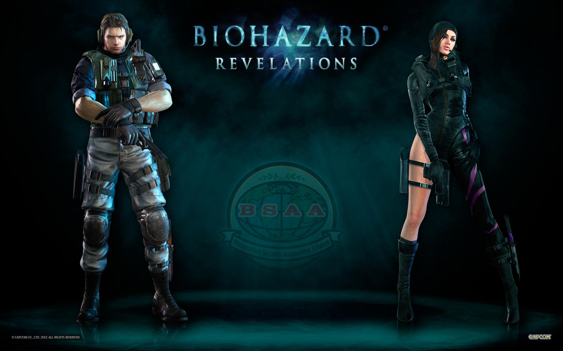 Précommander Resident Evil Revelations