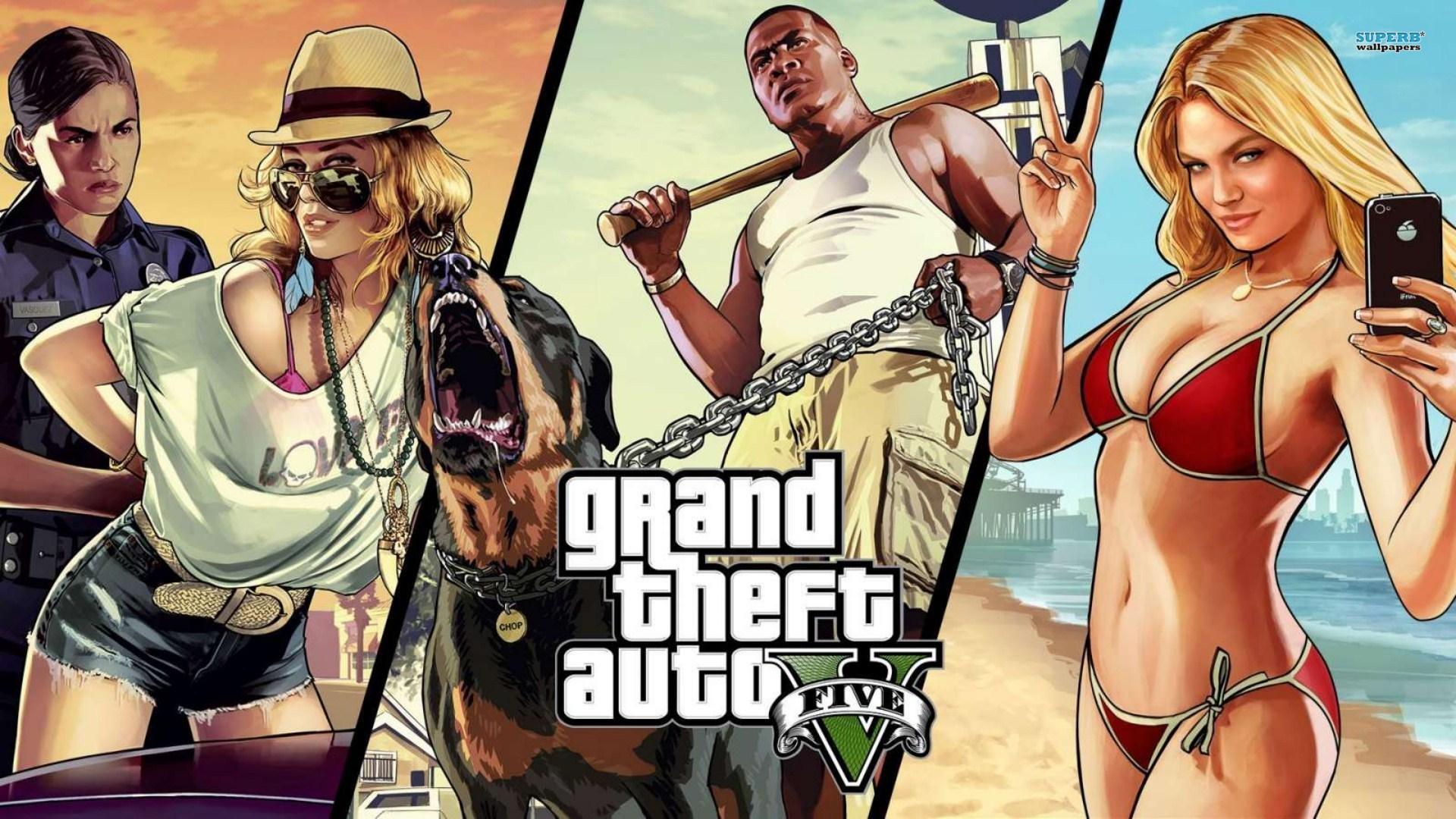 commander Grand Theft Auto 5