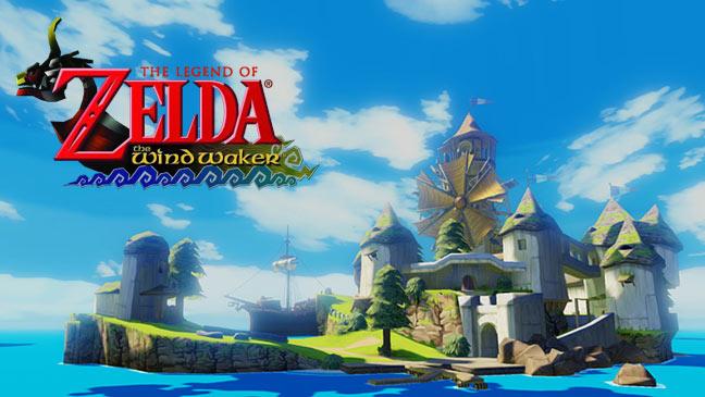 Précommander The Legend Of Zelda Wii U - The Wind Waker HD