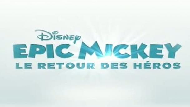 Précommander Disney Épic le retour des héros