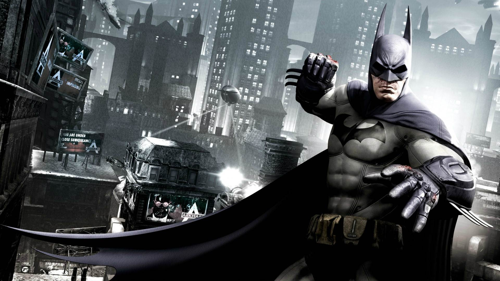réservation Batman Arkham Origins