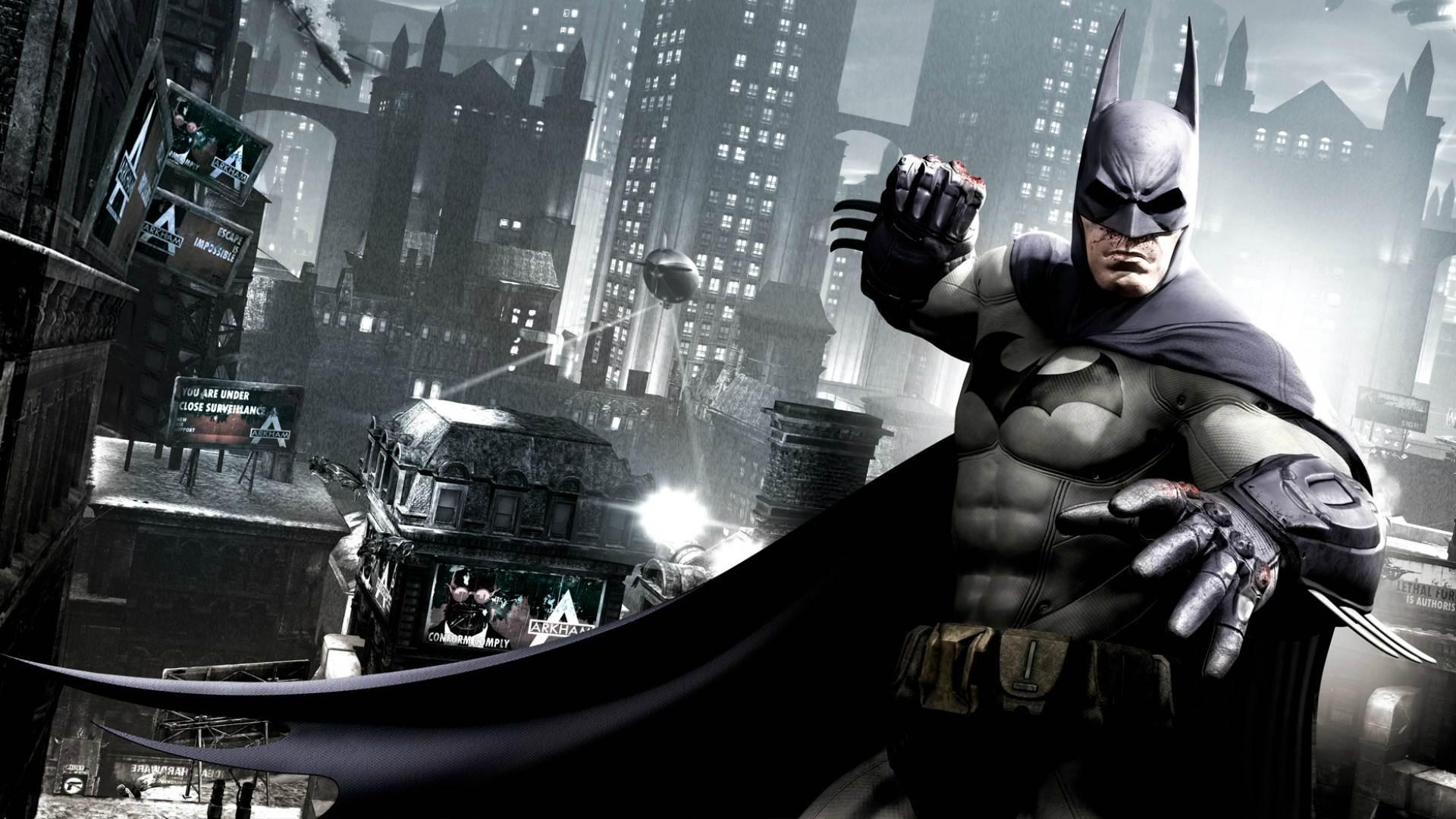 Précommander Batman Arkham Origins