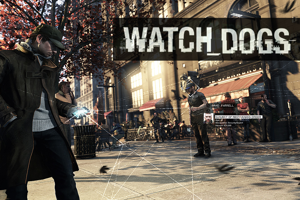 Précommander Watch Dogs