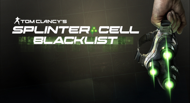 Précommander Splinter Cell Blacklist
