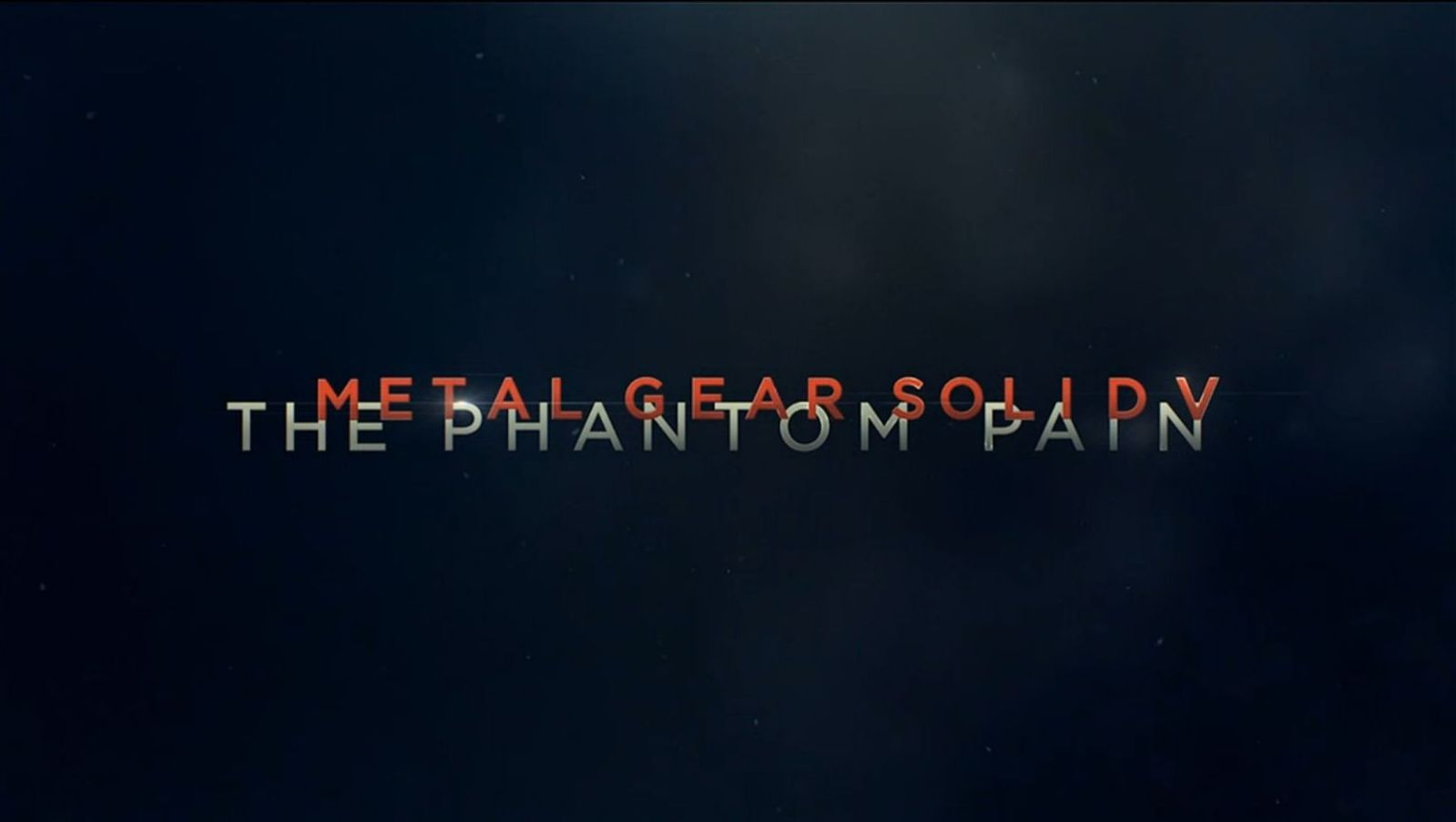 Réservation Metal Gear Solid The Phantom Pain