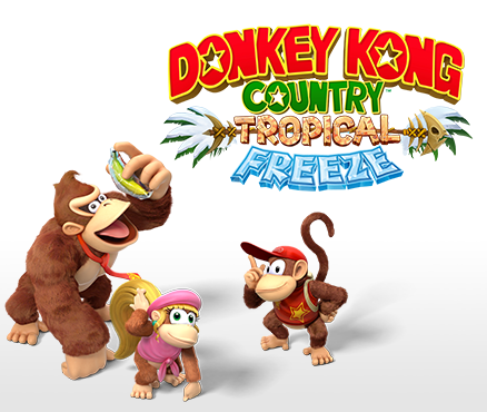 Commander Donkey Kong Country Tropical Freeze
