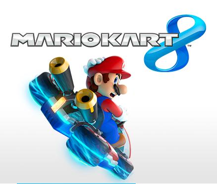 réserver Super Mario Kart 8
