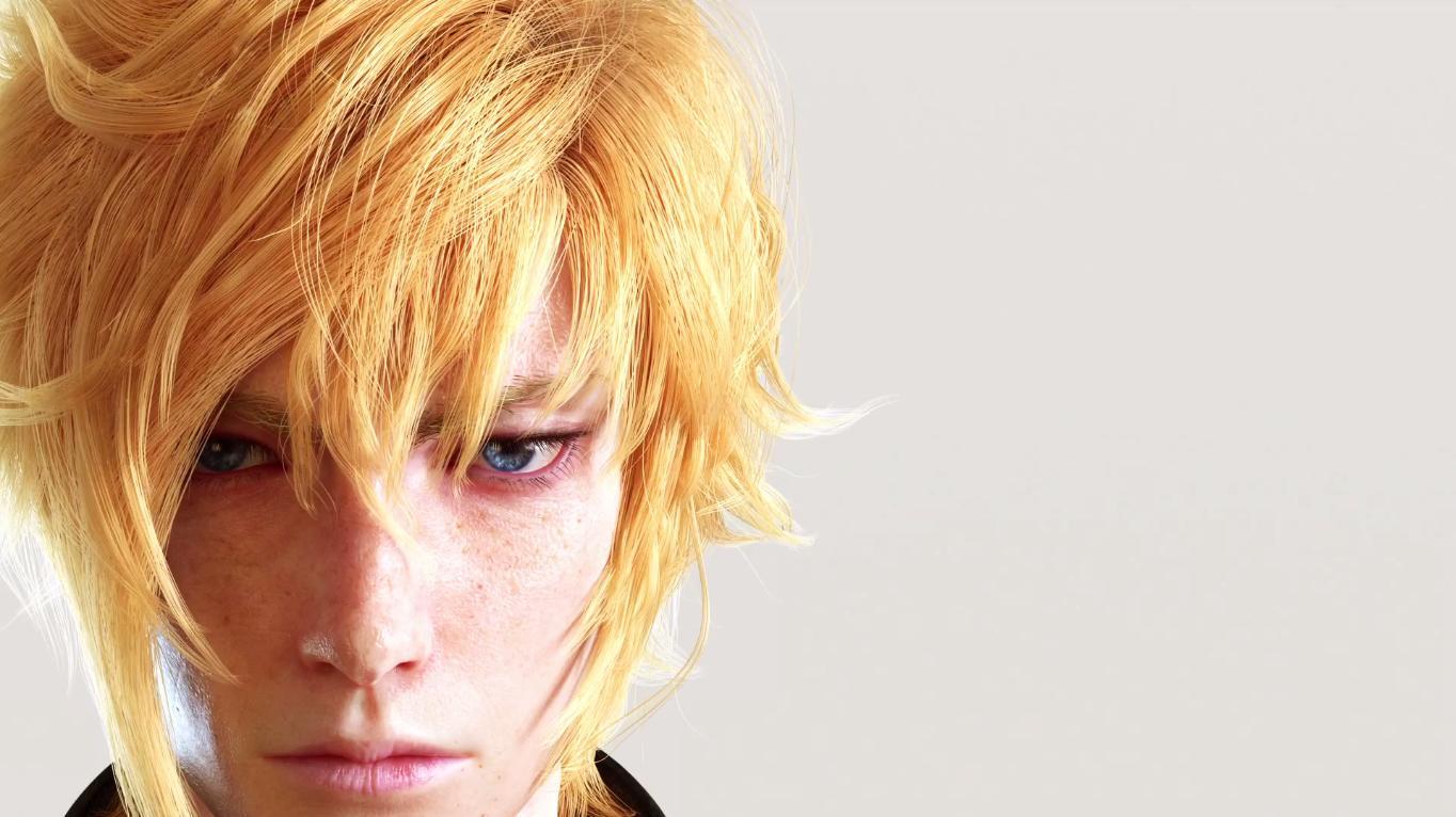 Commander Final Fantasy XV - Prompto Argentum