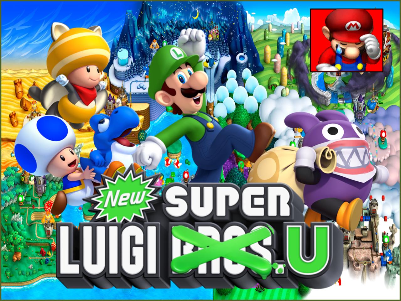 réserver New Super Luigi U