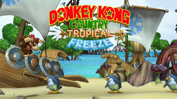 réservation donkey kong country tropical freeze