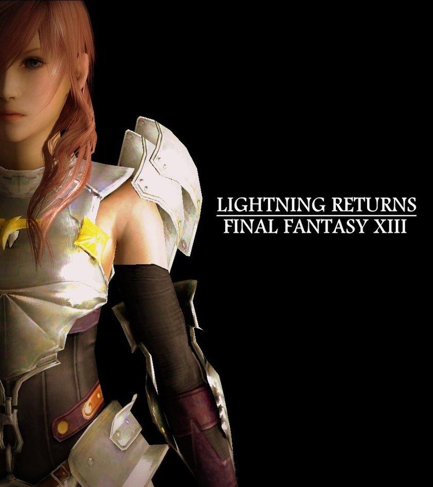 commander Lightning Returns Final Fantasy 13