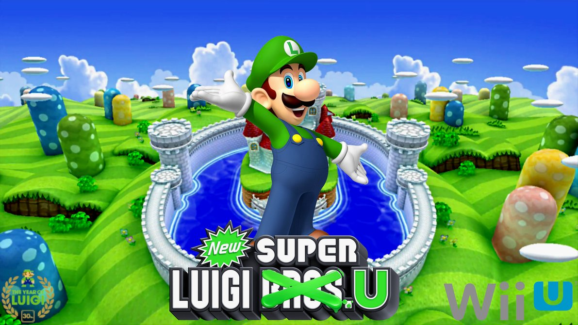 Commander New Super Luigi U