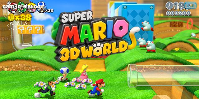 réserver Super Mario 3D World