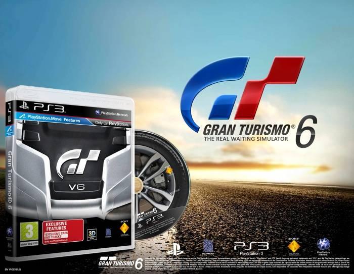 Réserver Gran Turismo 6