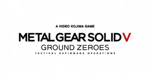 Commander MGS 5 Ground Zeroes
