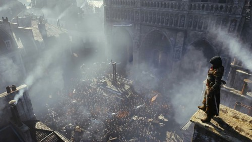 Commander Assassin's Creed 5 Unity