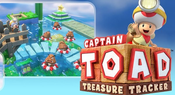 réserver Captain Toad Treasure Tracker