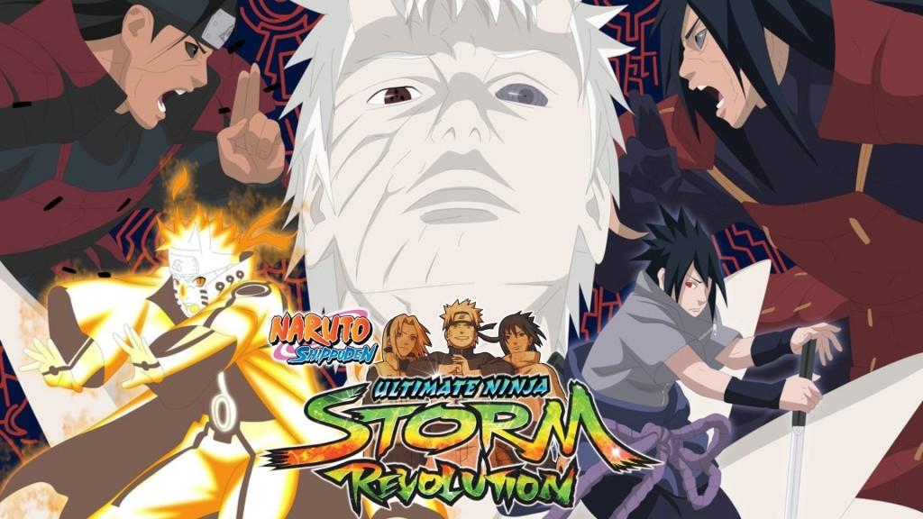 Naruto Shippuden Ultimate Ninja Storm Revolution - Jeux Précommande