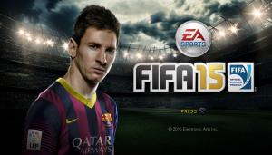 FIFA 15 NEW GEN