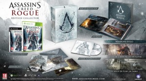 Assassin's Creed Rogue édition collector - Jeux Précommande