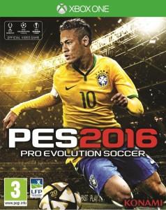 Pro Evolution Soccer 2016 - Jeux Précommande