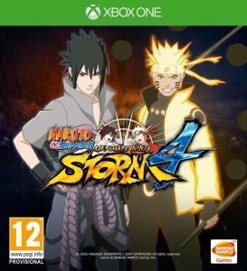 Naruto Shippuden Ultimate Ninja Storm 4 - Jeux Précommande