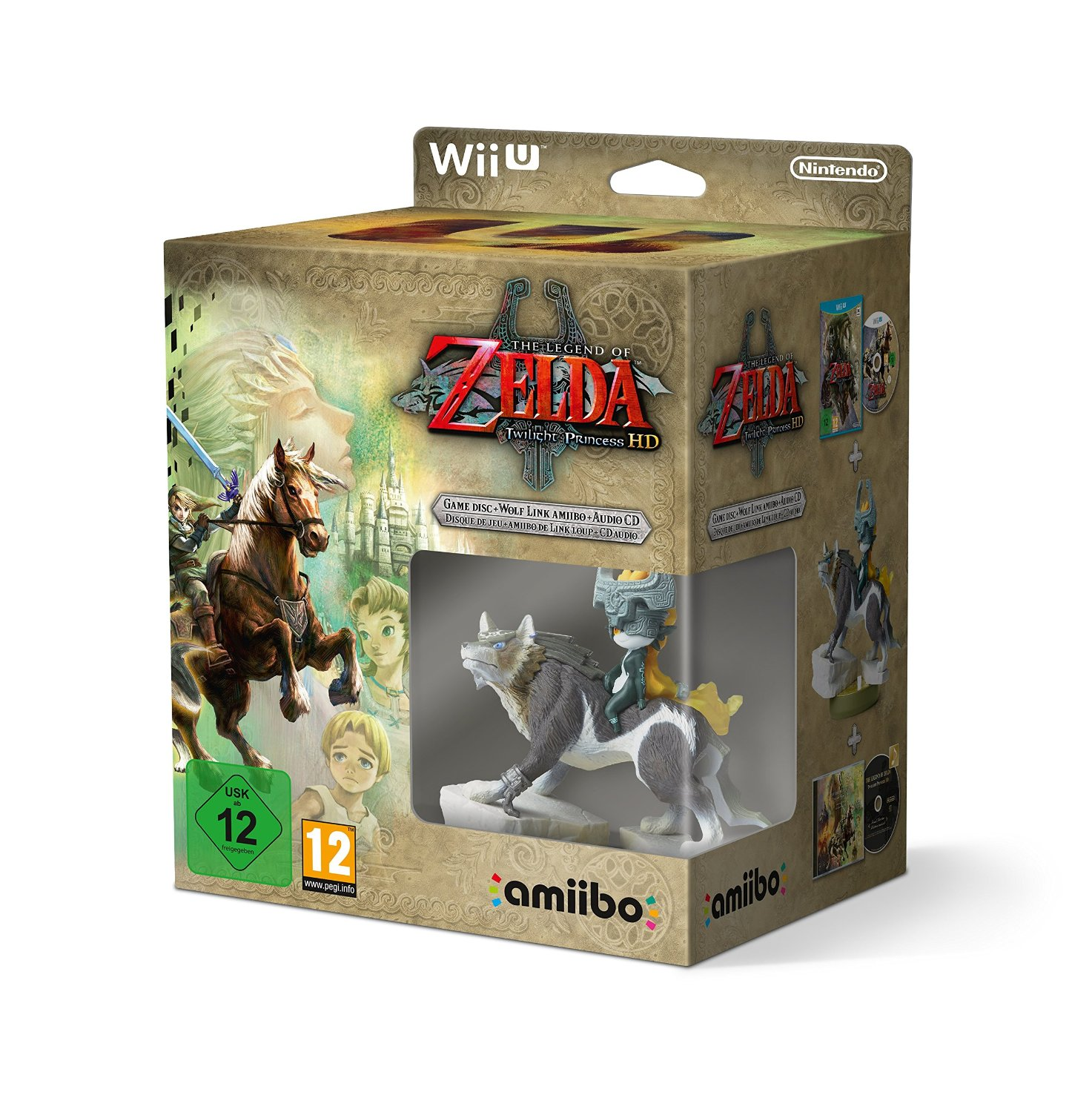 The Legend of Zelda Twilight Princess HD - Jeux Précommande