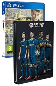 FIFA 17 STEELBOOK - Jeux Précommande