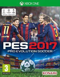 PRO EVOLUTION SOCCER 2017 - Jeux Précommande