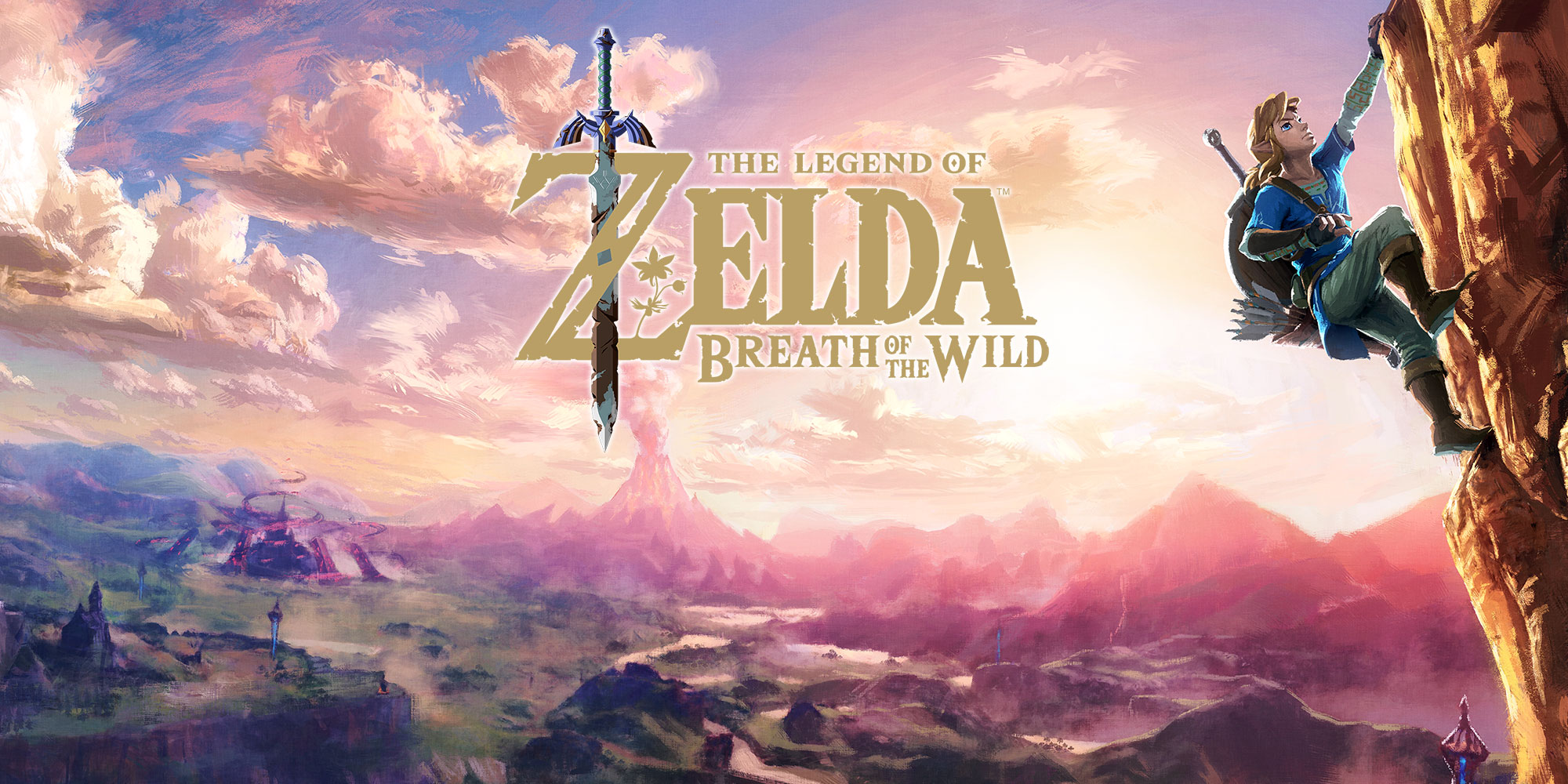 The Legend of Zelda Breath of the Wild - Jeux Précommande