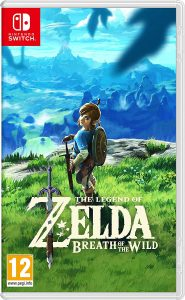 The Legend of Zelda Breath of the Wild Nintendo Switch - Jeux Précommande