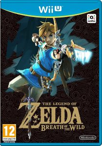 The Legend of Zelda Breath of the Wild version Wii U - Jeux Précommande