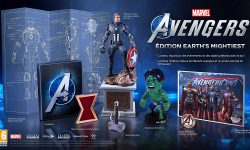 Marvel Avengers édition Earth's Mightiest Collector