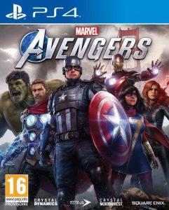 Marvel Avengers édition standard