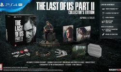 The Last of US 2 Edition Collector - Jeux Précommande