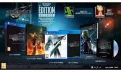 Final Fantasy 7 Remake édition deluxe - Jeux Précommande