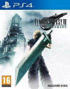Final Fantasy 7 Remake édition standard - Jeux Précommande