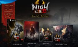 Nioh 2 en version collector