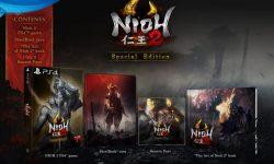 Nioh 2 en version collector