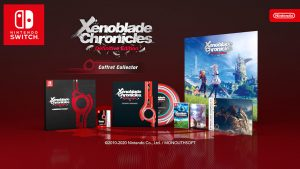 Xenoblade Chronicle Definitive Edition Coffret Collector - Jeux Précommande