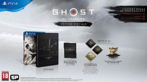 Ghost of Tsushima Edition Spéciale - Jeux Précommande