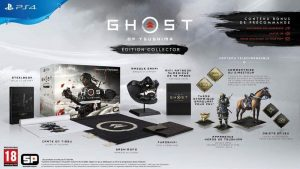 Ghost of Tsushima Collector - Jeux Précommande