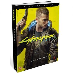Guide Officiel Collector CyberPunk 2077 - Jeux Précommande