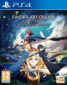 Sword Art Online Alicization Lycoris PS4 - Jeux Précommande