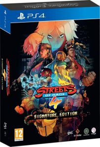 STREETS OF RAGE 4 SIGNATURE EDITION PS4 XBOX ONE SWITCH - JEUX PRECOMMANDE
